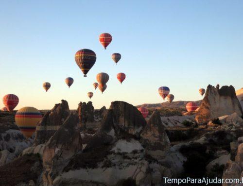 Turquia: o que visitar na Capadócia