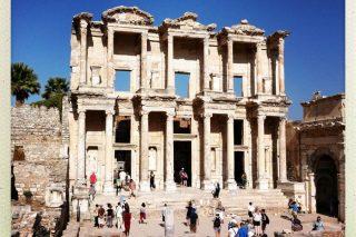 Turquia: Efeso e Pamukkale