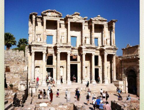 Turquia: Éfeso e Pamukkale