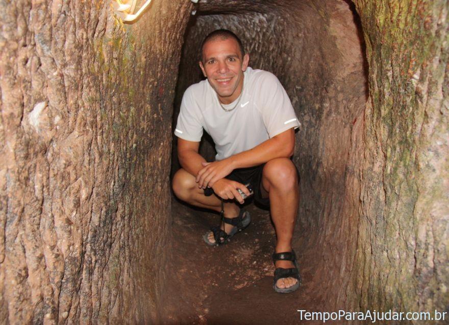 Caverna na Capadócia