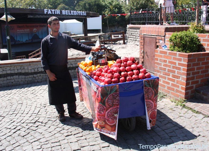 Culinária na Turquia
