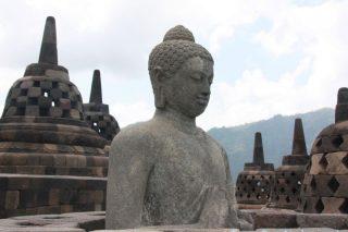 Templos na Indonésia