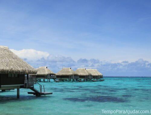 Relaxando na Polinésia Francesa