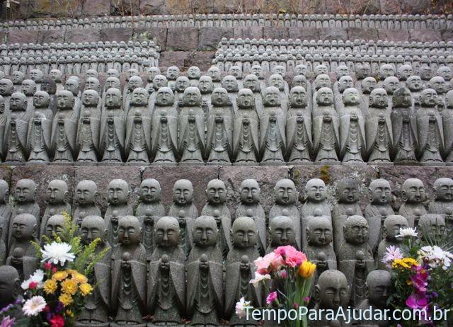 Estátuas de Jizo