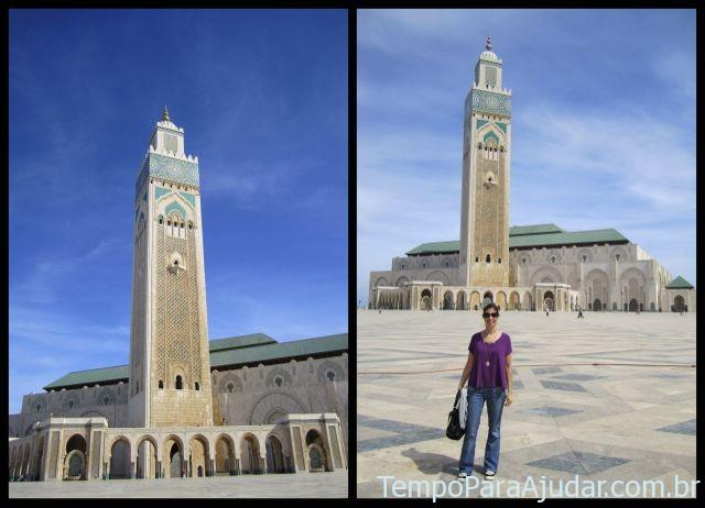 Minarete de 200 metros de altura