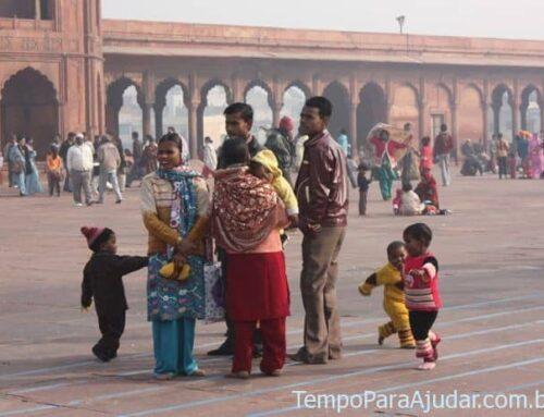 Como organizar uma viagem à Índia