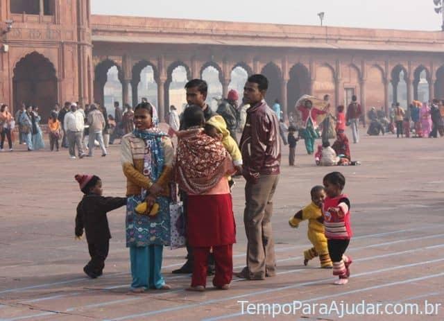 Preparativos viagem Índia
