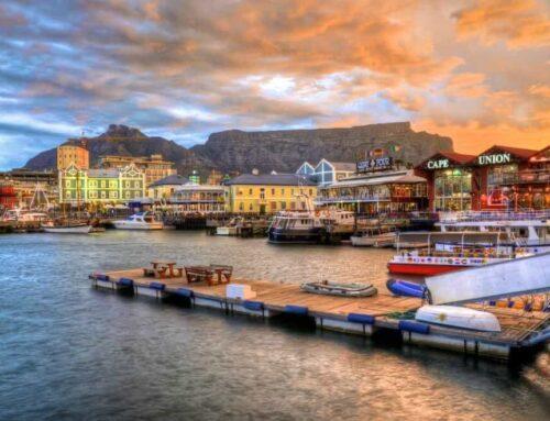 Por que viajar para África do Sul?