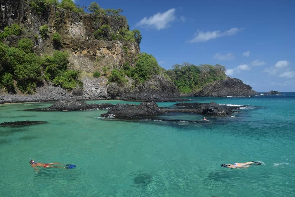Melhores pontos de mergulho no Brasil
