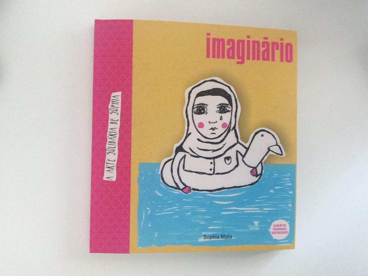 Livro Imaginário de Sophia Maia