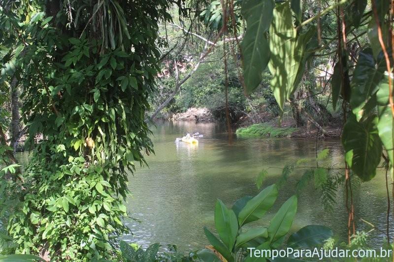 Caiaque no Club Med Rio das Pedras