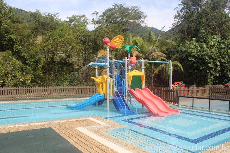 Piscina infantil do Club Med Rio das Pedras