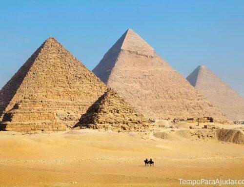 Por que viajar para o Egito?