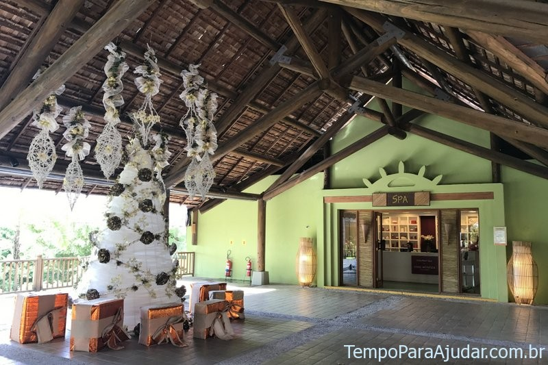 Spa do Club Med Trancoso