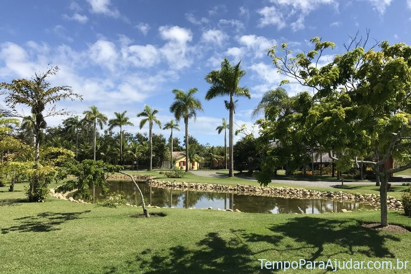 Lagoa no Club Med Trancoso