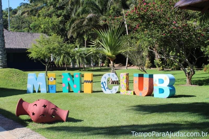 Mini Club Med em Trancoso