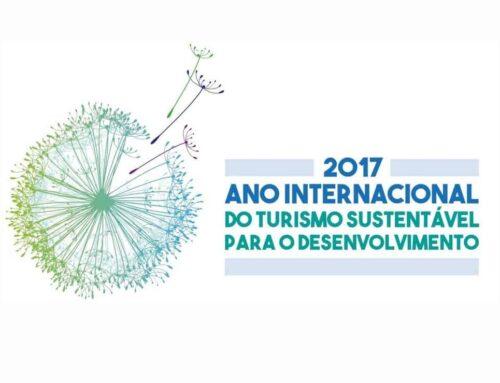 2017 foi eleito o Ano Internacional do Turismo Sustentável para o Desenvolvimento