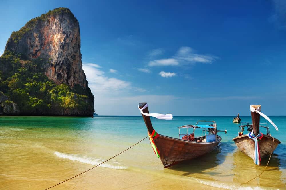 Atrações da Tailândia