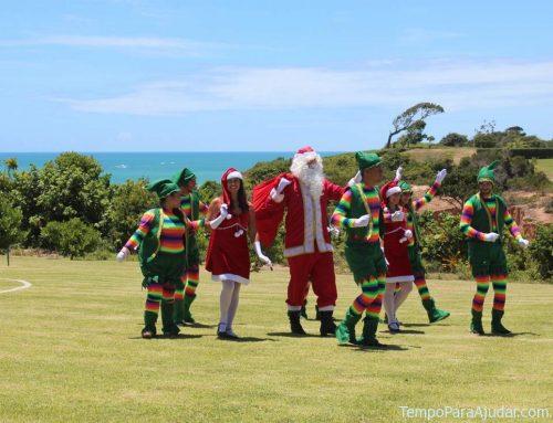 Natal com crianças no Club Med Trancoso