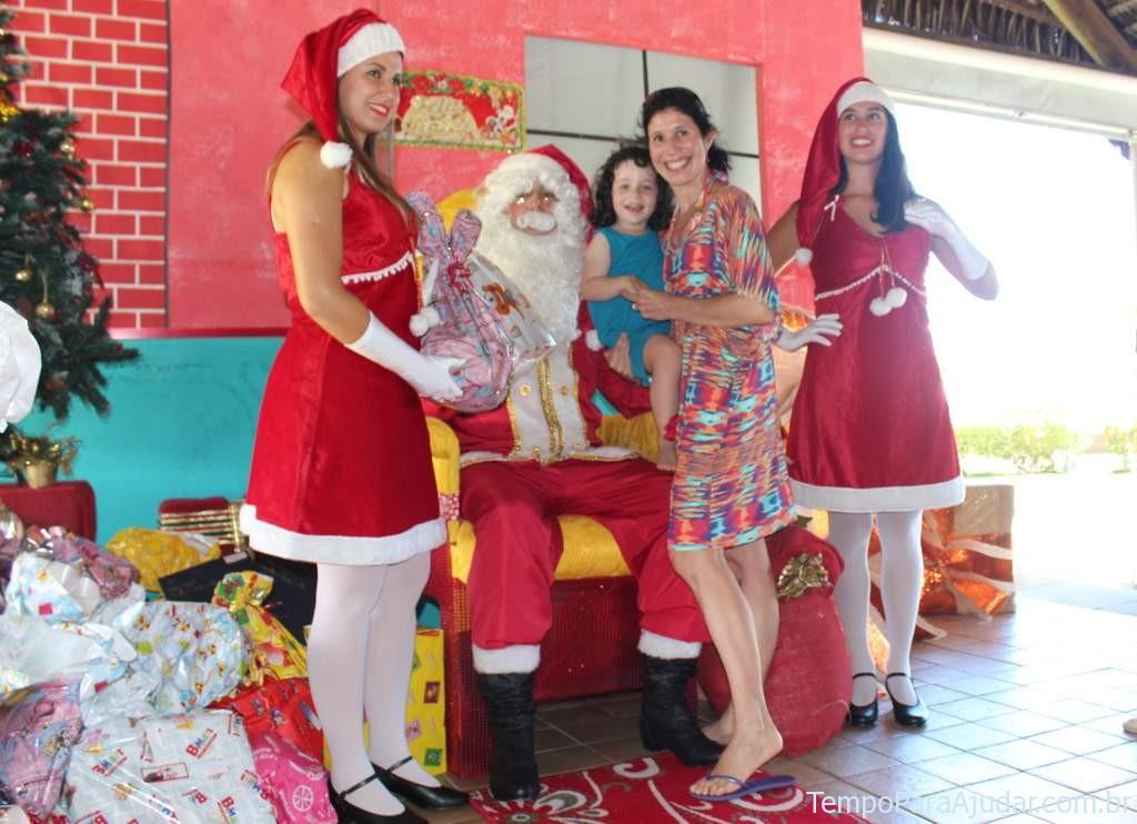 Presente Natal Club Med Trancoso
