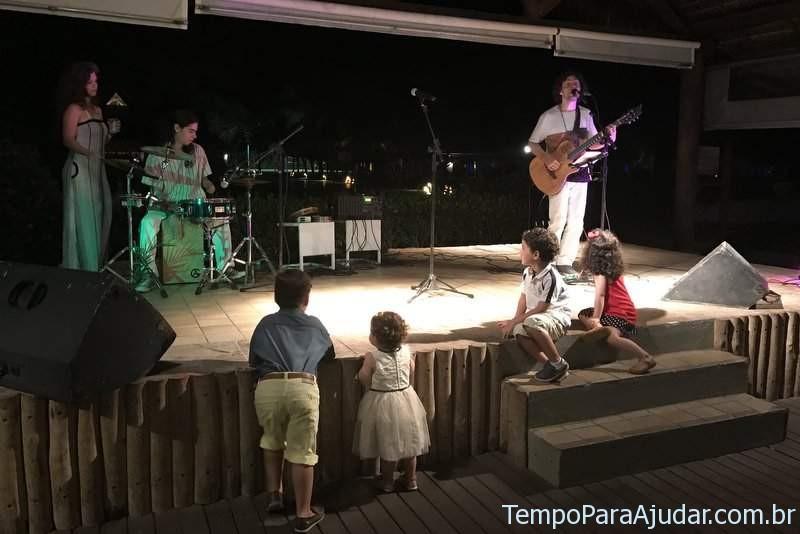 Show de Natal no Club Med Trancoso