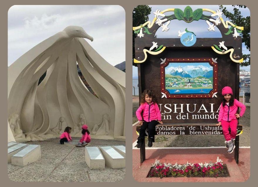Passeios na cidade de Ushuaia