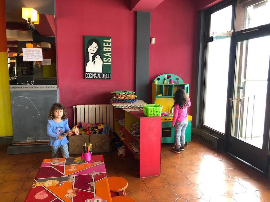 Restaurante com brinquedoteca em Ushuaia