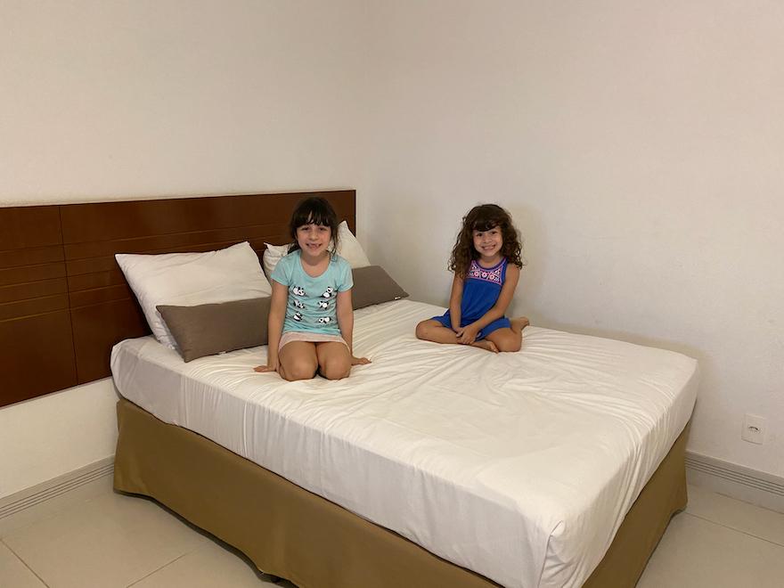 Quarto do Hotel Estância Atibainha