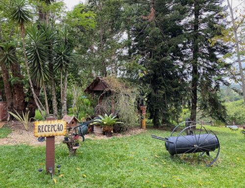 Hotel Estância Atibainha: hotel fazenda no interior de SP