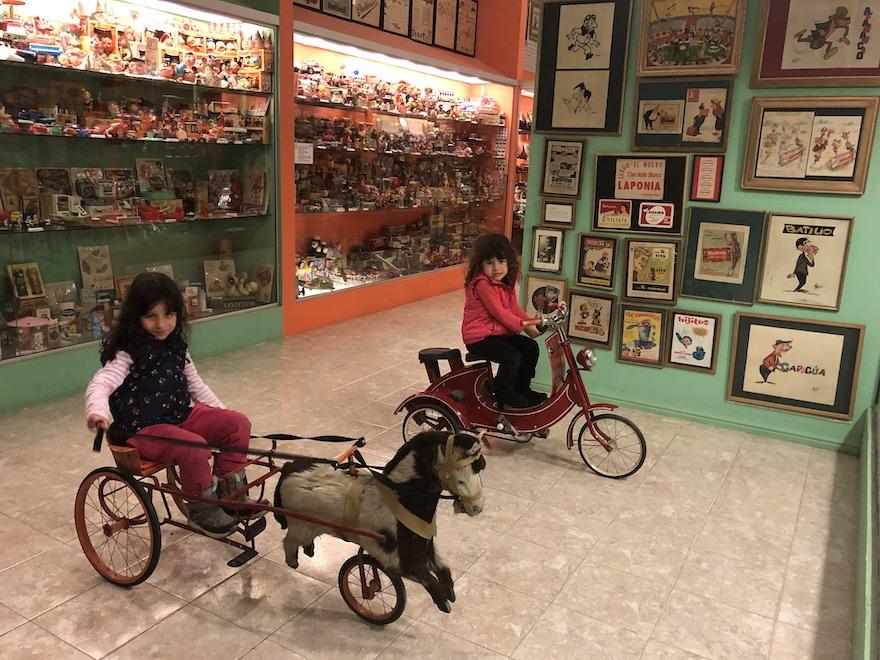 Museu dos Brinquedos em El Calafate