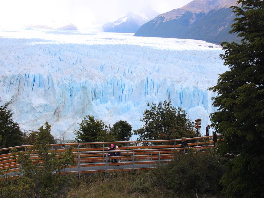 Passarela Perito Moreno